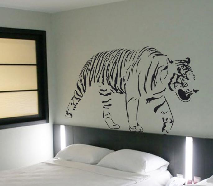 Papier peint canvas pour un int reur unique for Decoration interieure papier peint